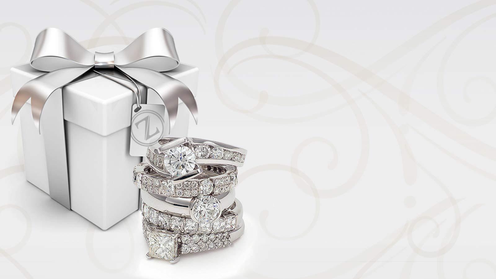 Zavius Jewelers Engagement Rings